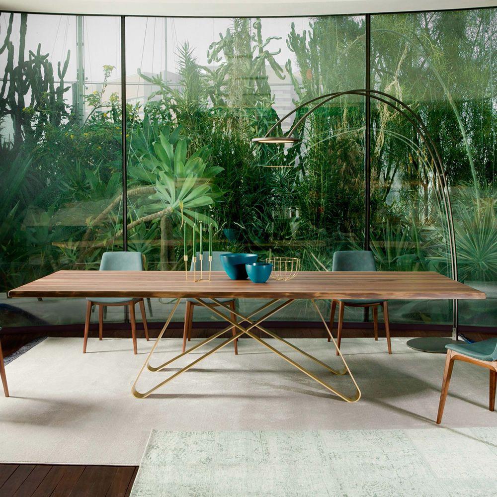 Status 8086fm tavolo fisso tonin casa in metallo piano for Creatore di piano casa personalizzato