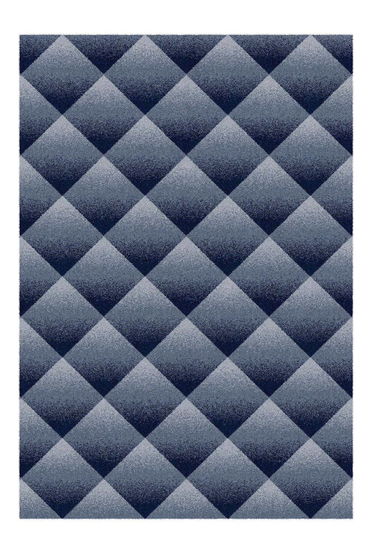 capri 32511 moderner teppich mit geometrichem sediarreda. Black Bedroom Furniture Sets. Home Design Ideas