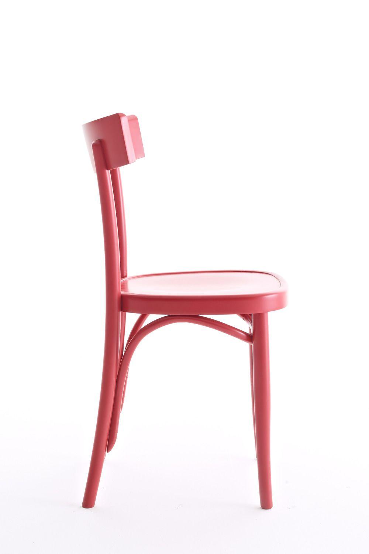 Brera chaise colico en bois massif de h tre en - Chaise en couleur ...