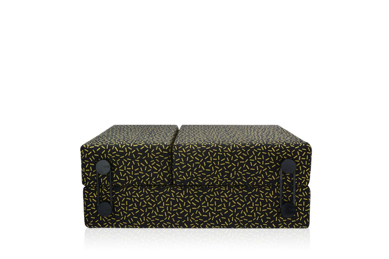 trix by sottsass  design pouf kartell goes sottsass series  multifunctional  removable lining