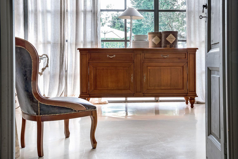 Credenza Da Montare : Ninfea credenza classica tonin casa in legno diverse