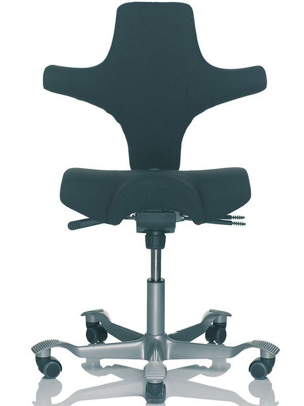 Capisco 8106 promo sedia ufficio ergonomica di h g for Ufficio discount