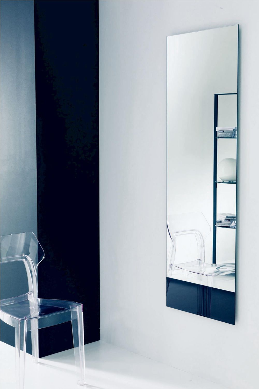 Specchio Rettangolare Fascia Colorata Eidos Bontempi : Eidos specchio di design bontempi casa con fascia