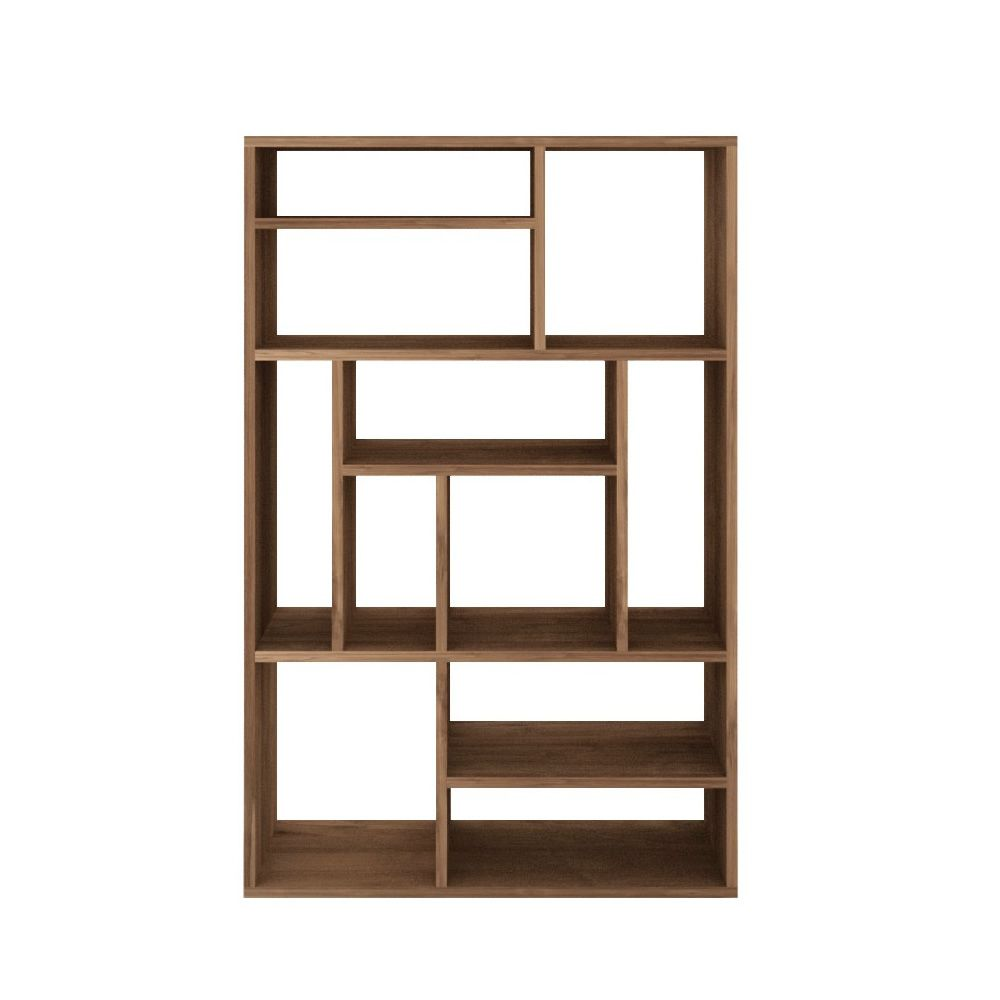 m biblioth que ethnicraft en bois disponible en. Black Bedroom Furniture Sets. Home Design Ideas