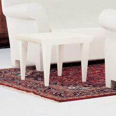 Bubble Club Table - Tavolino basso Kartell di design, in polietilene, 51.5x51.5 cm, anche per giardino
