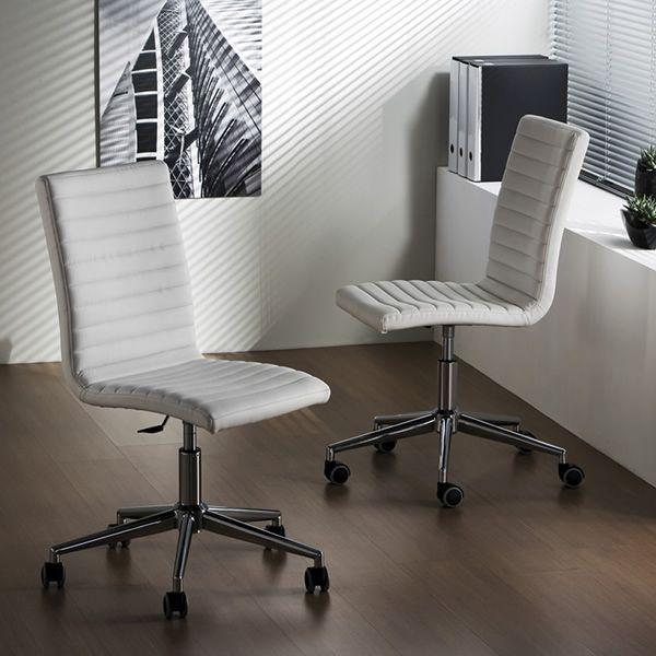 istar b h henverstellbarer und drehbarer b rostuhl midj aus metall sitz aus leder stoff oder. Black Bedroom Furniture Sets. Home Design Ideas