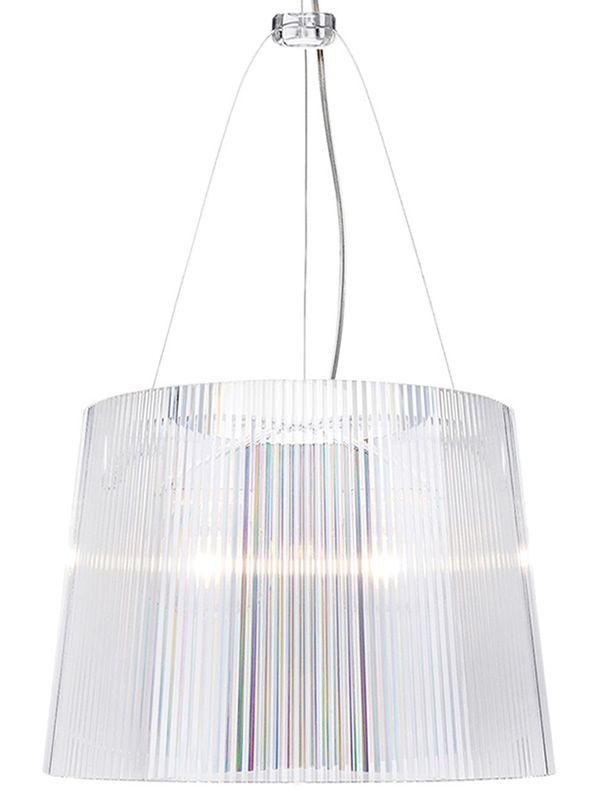 Gè: Kartell suspension ceiling lamp, made of polycarbonate, in ...