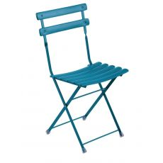 Arc En Ciel 314 - Metal chair Emu for outdoor, folding, available in several colours
