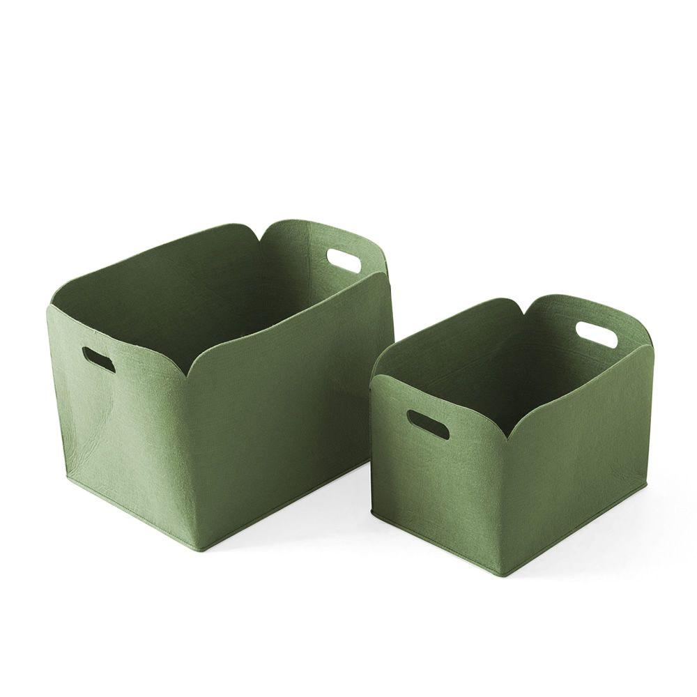 cs7155 daryl set porte objet porte revue de calligaris en feutre disponible dans diff rentes. Black Bedroom Furniture Sets. Home Design Ideas