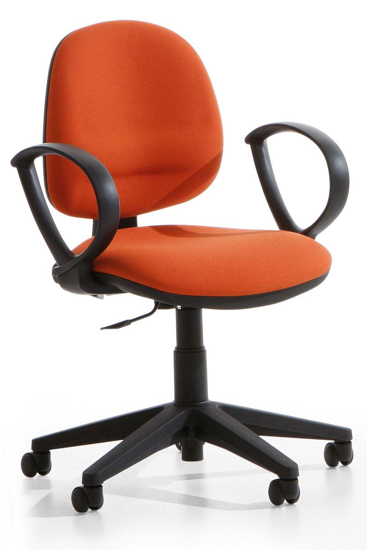 Bagger silla operativa para oficina estructura de color for Silla oficina baquet