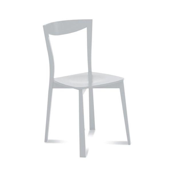 Chili: Stuhl Domitali Aus Holz, In Verschiedenen Farben Verfügbar