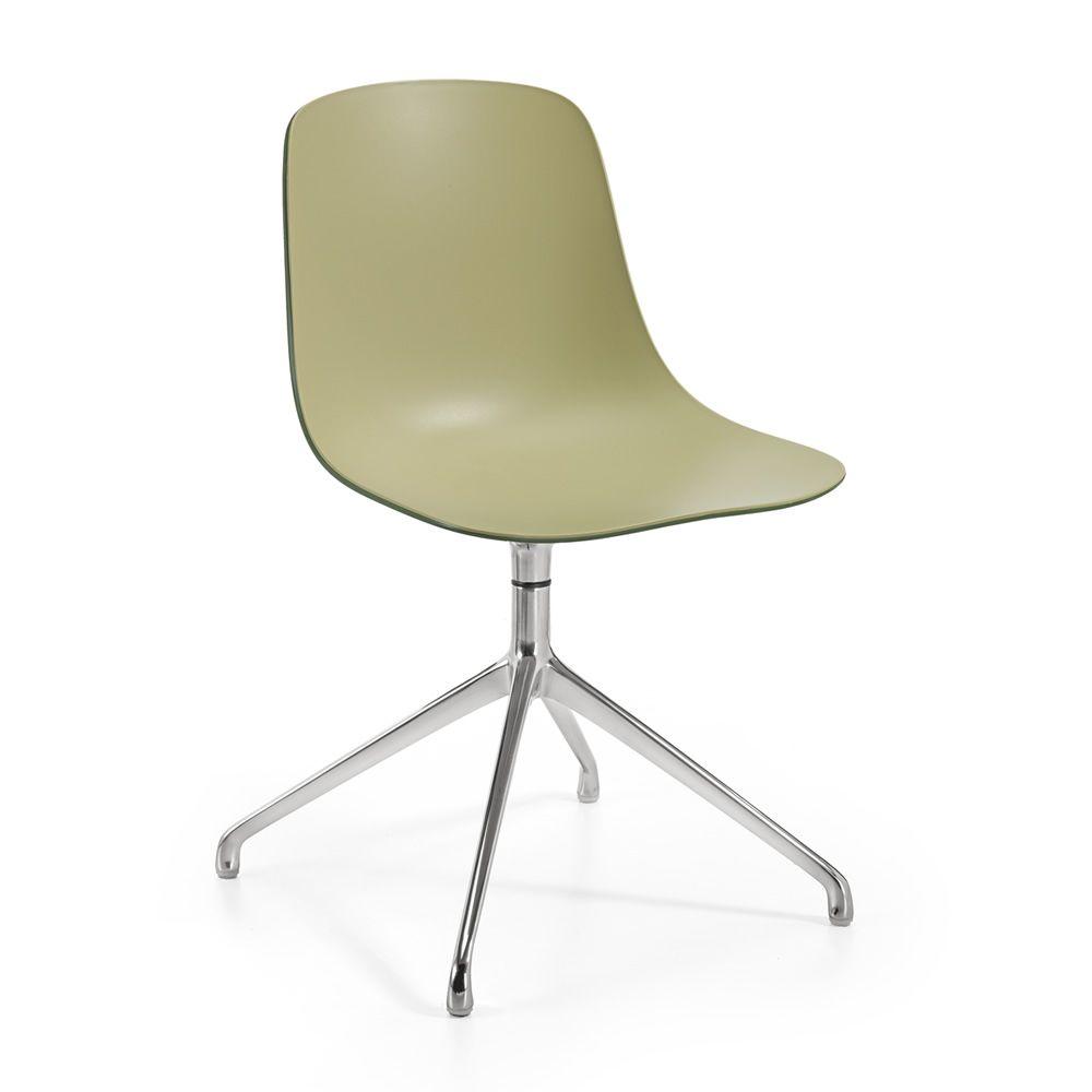 pure loop binuance r drehbarer stuhl infiniti aus metall und polypropylen auch mit rollen in. Black Bedroom Furniture Sets. Home Design Ideas