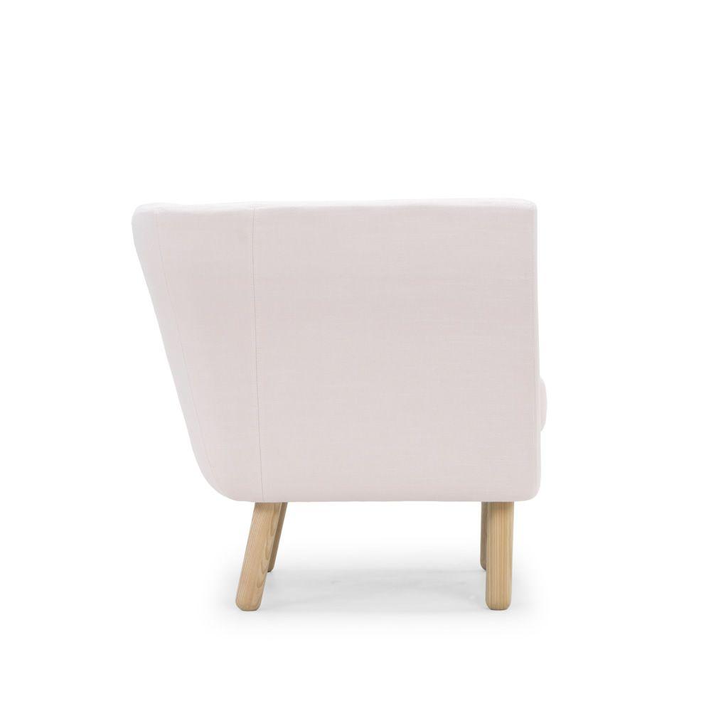 Babyschale Mit Gestell Haus Und Design: Nest-P: Sessel Mit Gestell Und Beine Aus Holz, Gepolstert