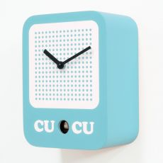 Cucuradio - Cuckoo clock, made of wood, available in several colours