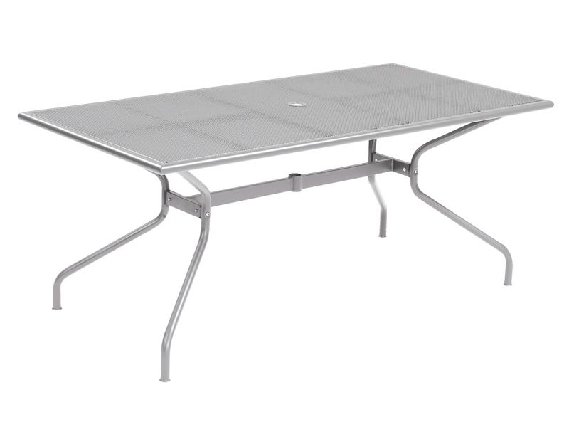 Tavoli Per Esterno Emu.Athena 180 Tavolo Emu Da Giardino In Metallo Piano 180x90 Cm