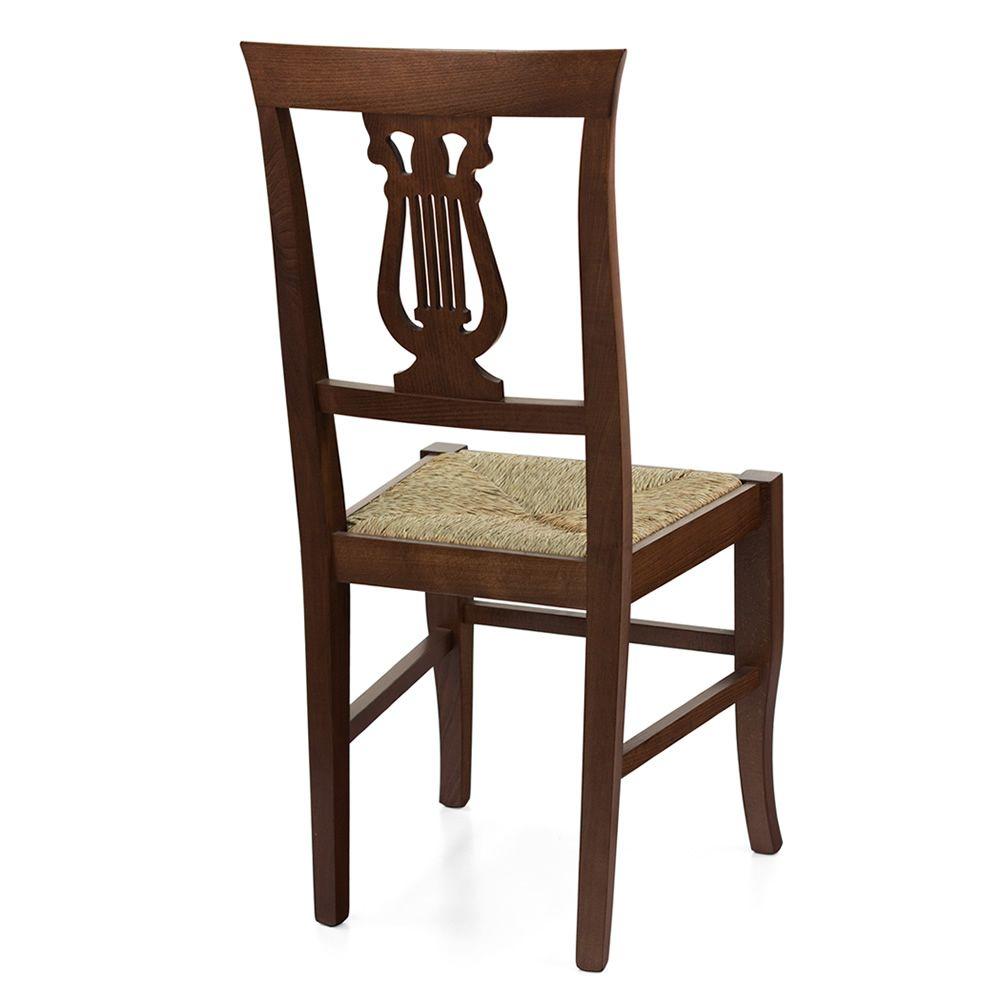 Mu81 bis pour bars et restaurants chaise rustique en bois pour bars et rest - Chaise rustique bois et paille ...