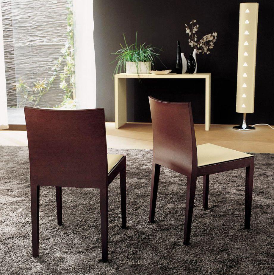 jump chaise pour bars en bois avec assise en cuir r g n r en diff rentes couleurs. Black Bedroom Furniture Sets. Home Design Ideas