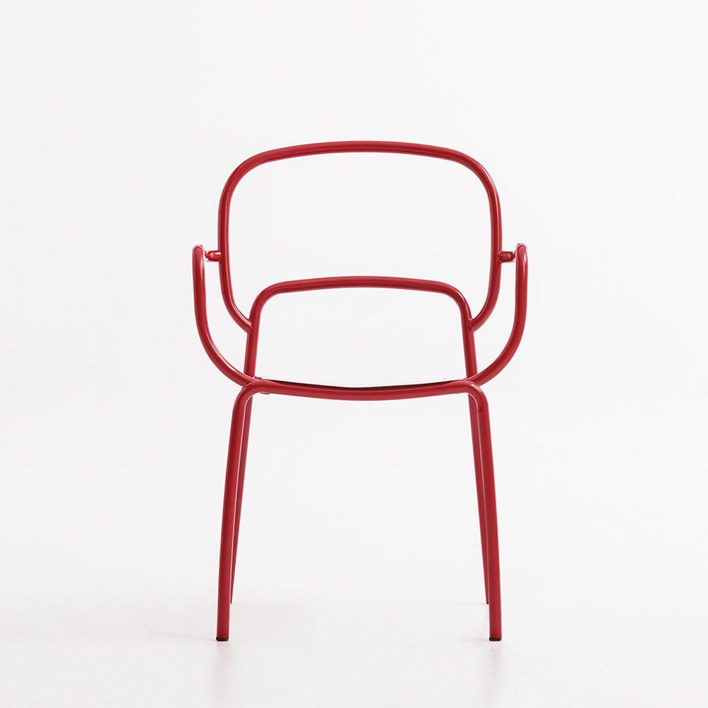 moyo chaise de jardin moderne pourvue d 39 accoudoirs en. Black Bedroom Furniture Sets. Home Design Ideas