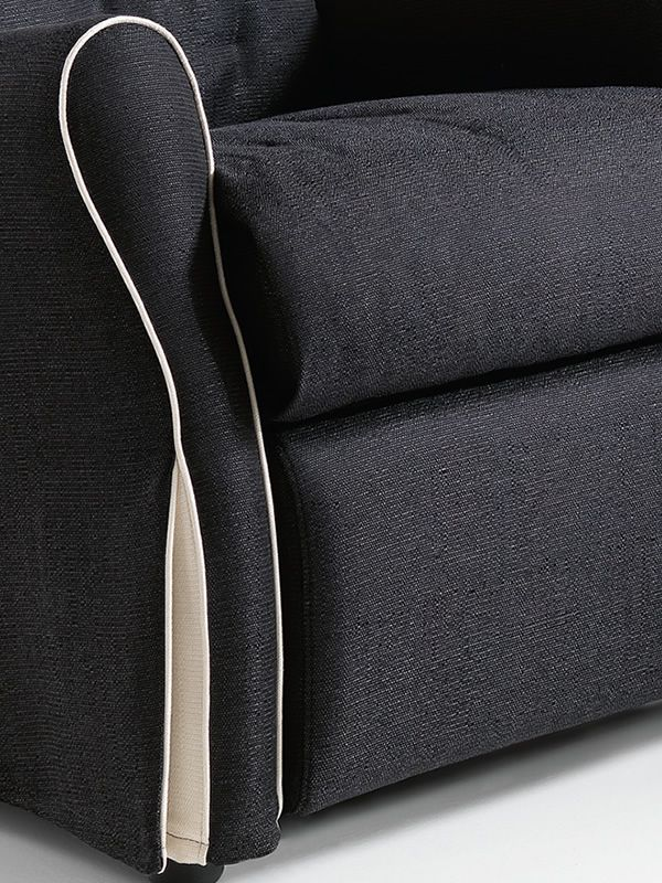 memory fauteuil relax lectrique coussin en plume d 39 oie diff rents rev tements disponibles. Black Bedroom Furniture Sets. Home Design Ideas