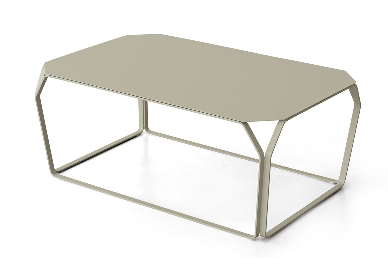 tray 2 metal table design en m tal carr e ou. Black Bedroom Furniture Sets. Home Design Ideas