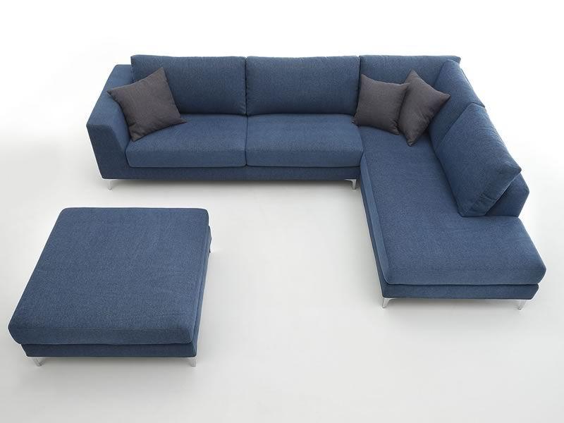 Avatar bis divano moderno a 2 o 3 posti maxi con - Divano moderno angolare ...