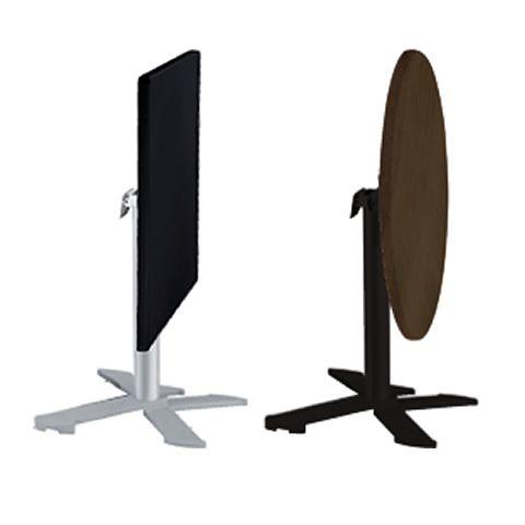Tavoli Pieghevoli Per Ristoranti.Pieghevole Base Per Tavolo Da Bar In Alluminio Reclinabile