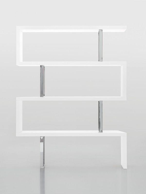 trafalgar 7246 biblioth que tonin casa en plaqu en diff rentes couleurs sediarreda. Black Bedroom Furniture Sets. Home Design Ideas