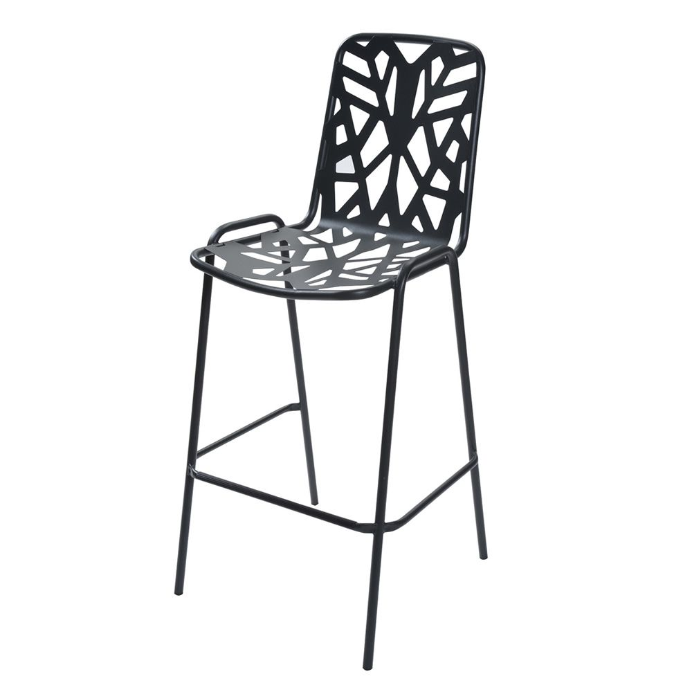rig71h pour bars et restaurants tabouret d 39 ext rieur en m tal empilable disponible en. Black Bedroom Furniture Sets. Home Design Ideas