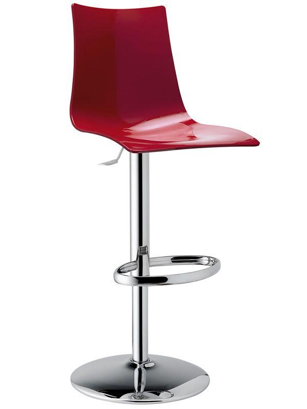 zebra s up 2287 tabouret tournant et r glable muni d. Black Bedroom Furniture Sets. Home Design Ideas