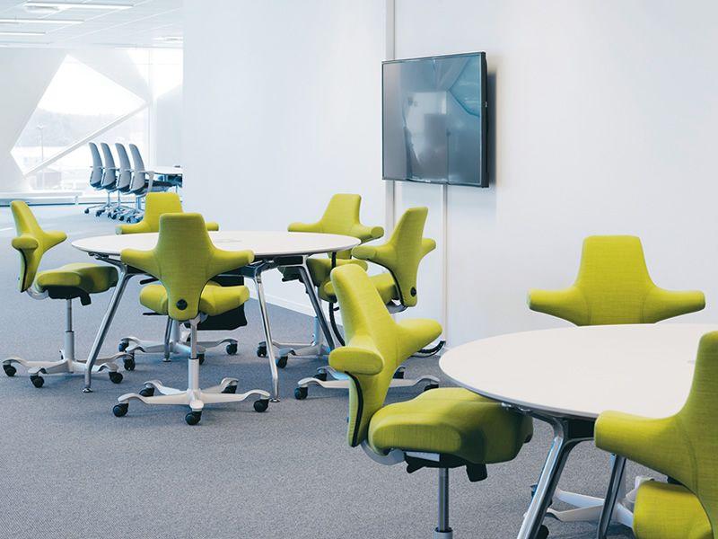 Sedie Per Ufficio Hag : Capisco ® 8106 sedia ufficio ergonomica di hÅg seduta a sella
