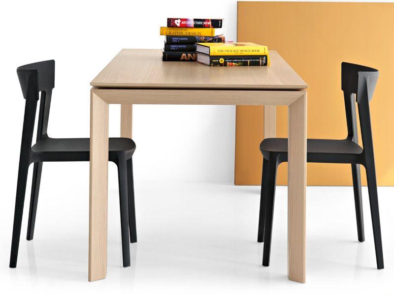 Sedia Skin Calligaris.Cs1391 Skin Bar Chair In Polypropylene Stackable