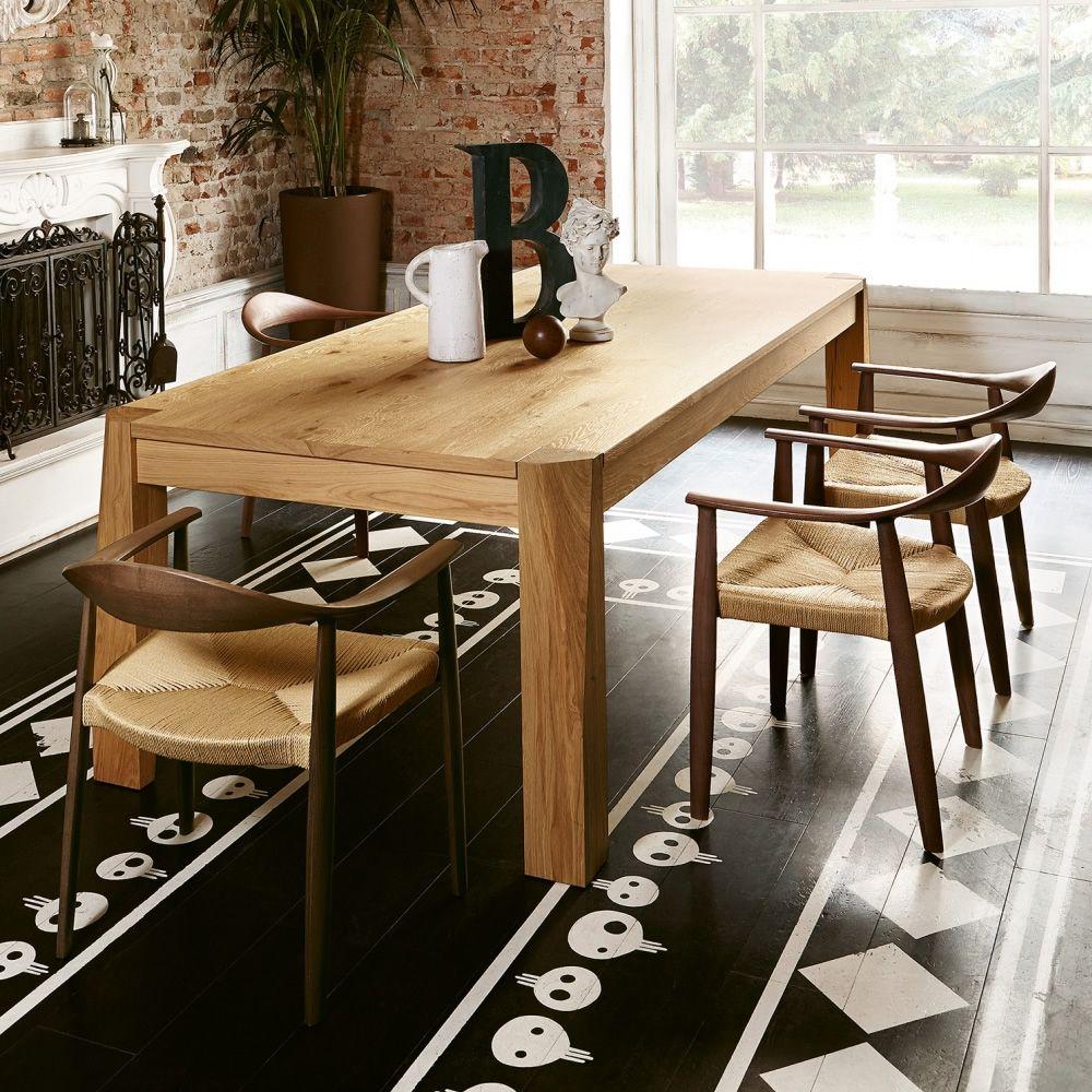 Slash - Tavolo Colico Design in legno, allungabile e rettangolare ...