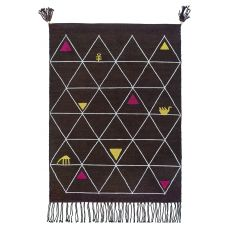 Aisha - Designer Teppich aus Wolle, in verschiedenen Größen und Farben verfügbar