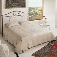 Flamenco - Double bed in wrought-iron