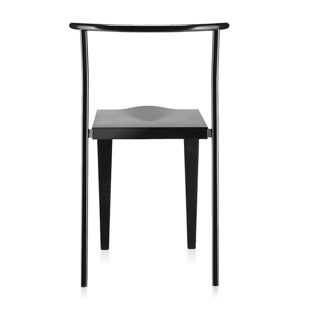 Sedia Design Polipropilene Dr No Kartell : Dr glob sedia kartell di design impilabile in metallo
