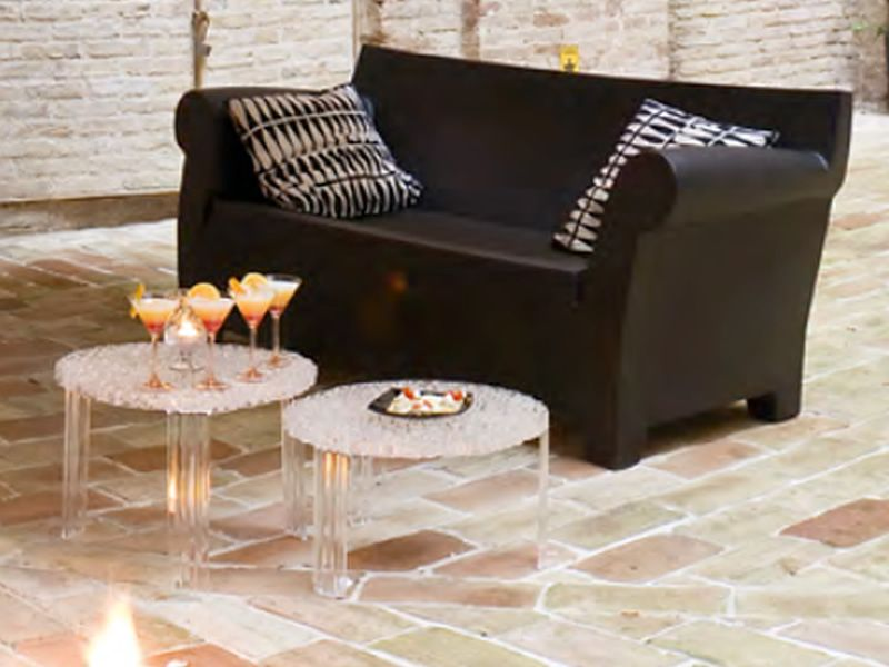 bubble club sofa canap kartell