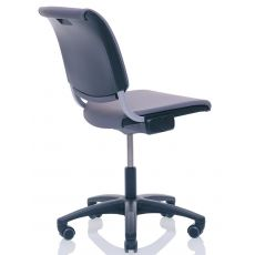 Conventio ® 2 - Office chair by HÅG with padded seat and backrest