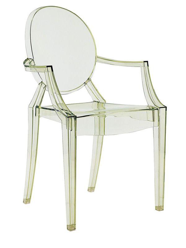 louis ghost pour bars et restaurants fauteuil kartell. Black Bedroom Furniture Sets. Home Design Ideas