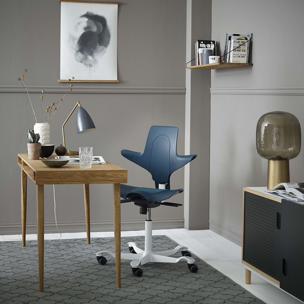 Capisco puls promo sedia ufficio h g con seduta a for Ufficio bianco e blu