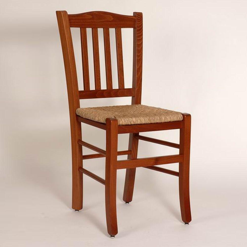 Mu85 para bare y restaurantes silla r stica de madera for Sillas de madera rusticas