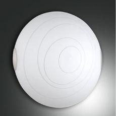 FA3061 - Lampe de plafond en métal et verre, disponible en différentes dimensions