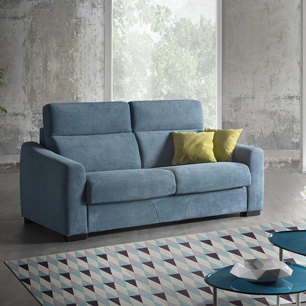 Ciclamino divano letto a 2 3 posti o 3 posti xl completamente sfoderabile diversi - Divano letto verona ...