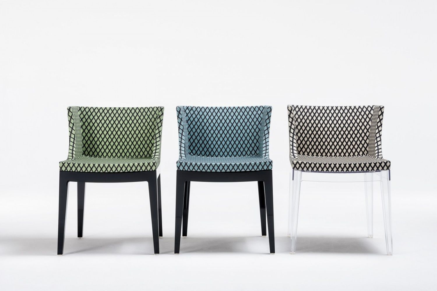 Mademoiselle memphis by sottsass fauteuil design s rie kartell goes sottsass - Fauteuil kartell mademoiselle ...