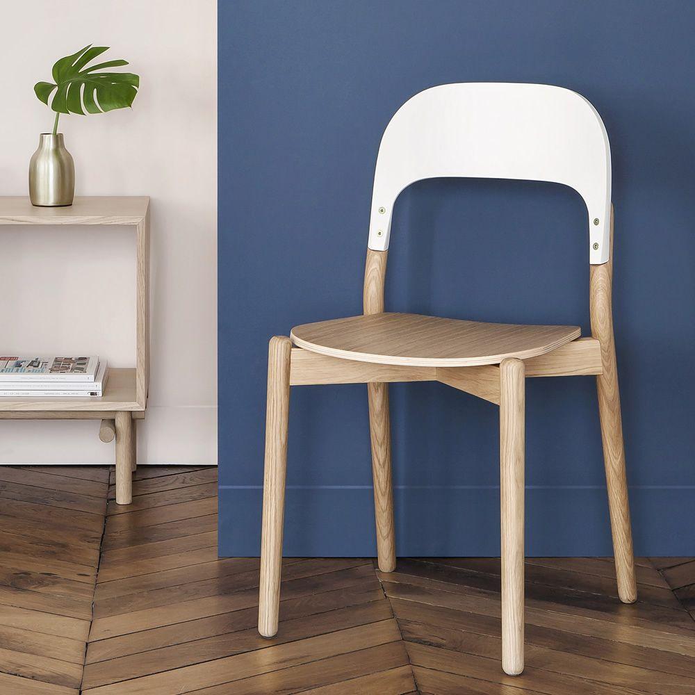 Paula sedia di design in legno for Sedia design legno curvato