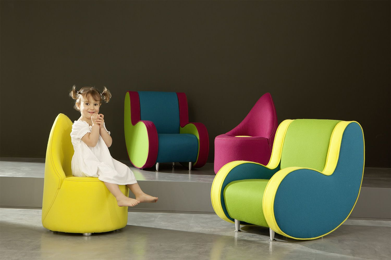 ata baby: designer sessel adrenalina, für kinder - sediarreda, Hause deko