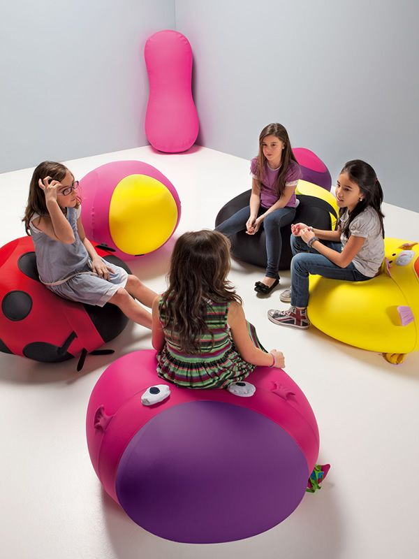 animals pouf pour enfants en forme d 39 animaux. Black Bedroom Furniture Sets. Home Design Ideas