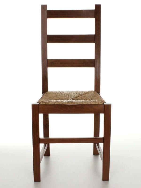 Assise de chaise en paille maison design for Chaise rustique bois et paille