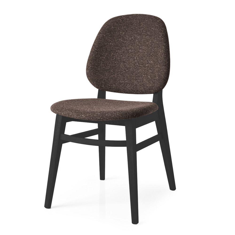 Cs1491 colette chaise calligaris en bois assise rev tue for Chaise en hetre