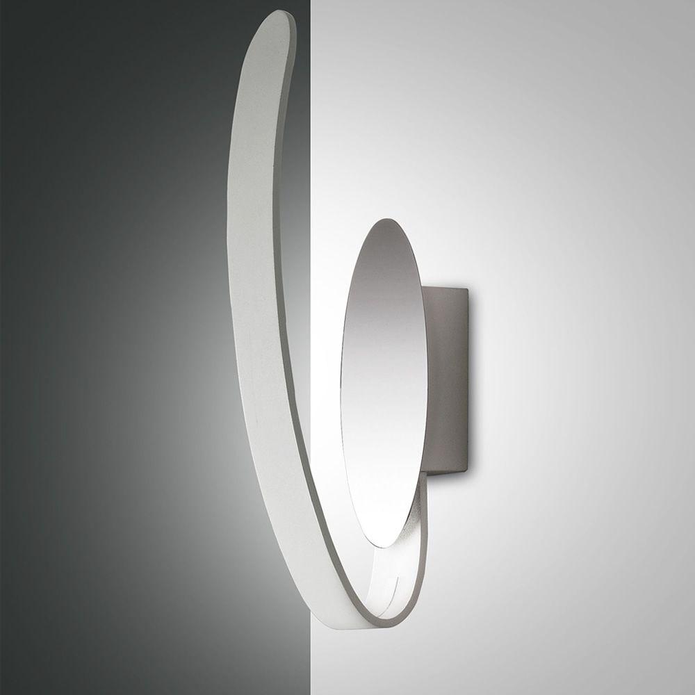 Fa3435lp l mpara de pared en metal iluminaci n led - Lamparas de pared ...