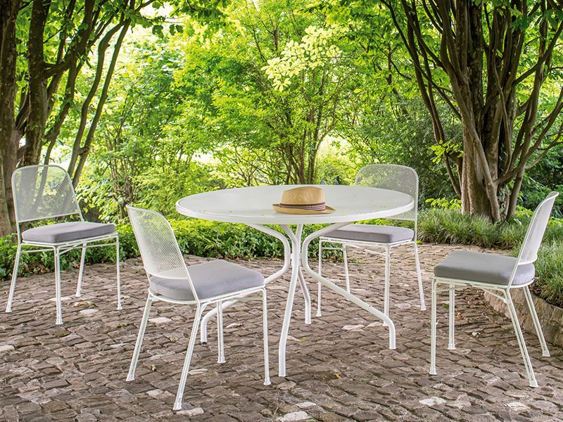 Cambi R  Garden table matching with Eclipse 056 chairs